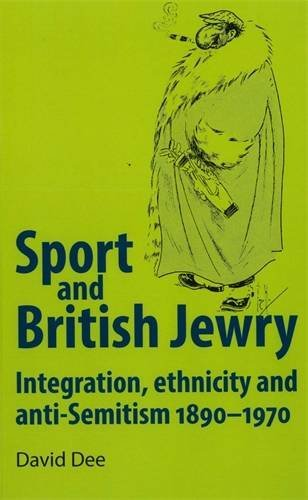 Sport and British Jewry by David Dee (2014-11-30)