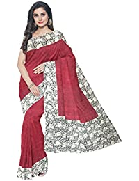 Sakhi Womens Blended Tussar Saree_IMR-1120_Multi-coloured_Free Size