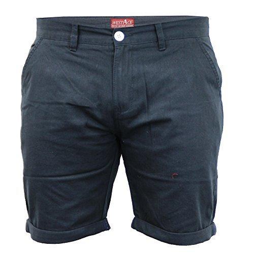 Herren Chino Shorts By Threadbare Marine