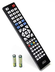 Télécommande pour Silvercrest LCD-TV 22101-HD