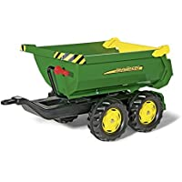 rolly toys 122165 Model Trailer Halfpipe John Deere by rolly toys