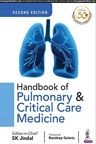 Handbook of Pulmonary & Critical Care Medicine