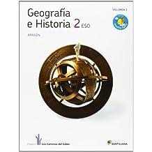 GEOGRAFIA E HISTORIA ARAGON 2 ESO SANTILLANA