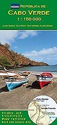 Cabo Verde 1:150.000: Kapverdische Inseln - Cape Verde - Cape Verde - Cap-Vert