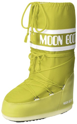 Moon Boot Nylon lime 050 Unisex 42-44 EU Schneestiefel