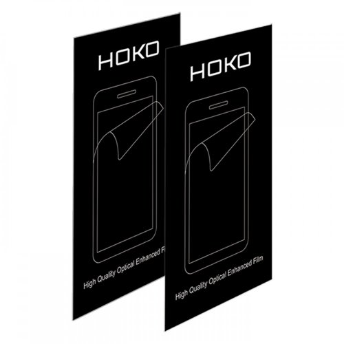 HOKO® Screen Protector for Lenovo S650 HD Clear Edge To Edge Full Screen Guard for Lenovo S650 - Pack of 2  available at amazon for Rs.250