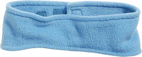 Playshoes Unisex Stirnband Kinder Fleece, Oeko Tex Standard 100, Gr. One size, Blau (aquablau 23)
