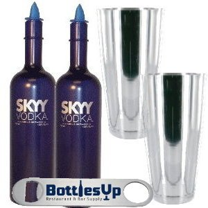 skyy-flair-bartending-performance-pack-with-free-bottles-up-signature-series-bottle-opener