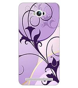 PRINTSWAG FLOWER DESIGN Designer Back Cover Case for ASUS ZENFONE MAX
