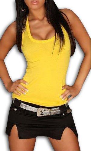 instyle-lampe-a-haut-pour-femme-avec-sangles-taille-unique-4-10-jaune-taille-unique