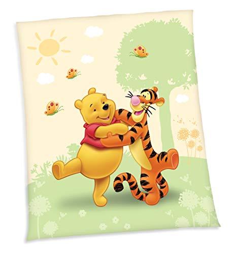 Herding 752280035 Winnie The Pooh Manta Forro Polar