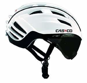 casco SPEEDster Casque de vélo de vitesse unisexe M blanc