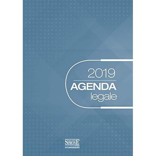 Agenda Legale 2019. Blu. Ediz. Minore