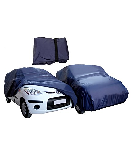 Autosun Carmate Parachute Heavy Material Car Cover Chevrolet Beat (Blue)