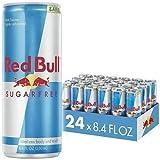 Red Bull Sugar Free Energy Drink - 250 ml |Pack of 24
