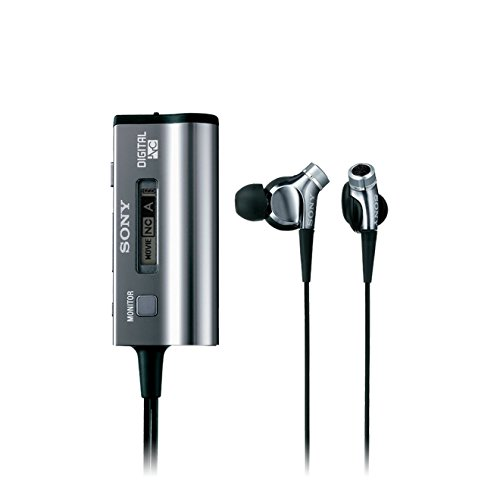 Sony MDRNC300D Cuffie intra-auricolari con suono Hi-Fi
