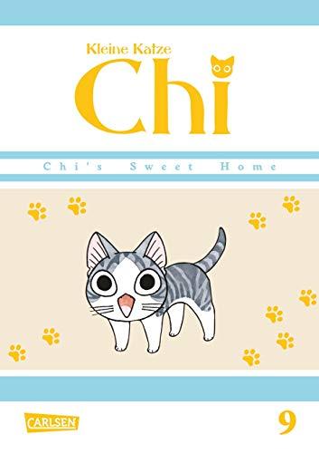 Kleine Katze Chi 9
