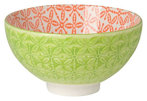 now-designs-scirocco-embossed-bowl-green-set-of-6