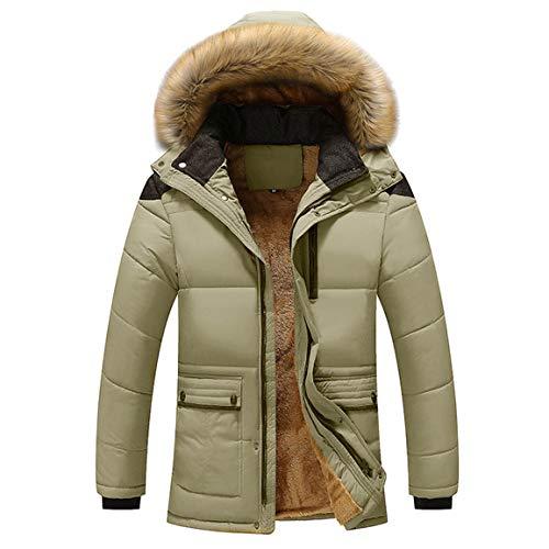 Männer Camouflage Mantel Mann Junge Langarm Hoodies Mantel Herbst Winter Reine Farbe Tasche Reißverschluss Kapuzenjacke Top Mantel Moonuy