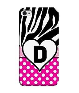 99Sublimation Designer Back Case Cover for Apple iPhone 4S (Best quotes design case best symbol and sign case )