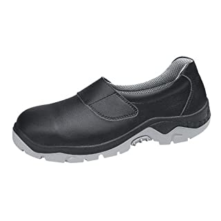 Abeba 2135Kitchen Safety Footwear Shoes Black, Unisex adult, Sicherheitsschuhe Küchenschuhe schwarz 2135, black