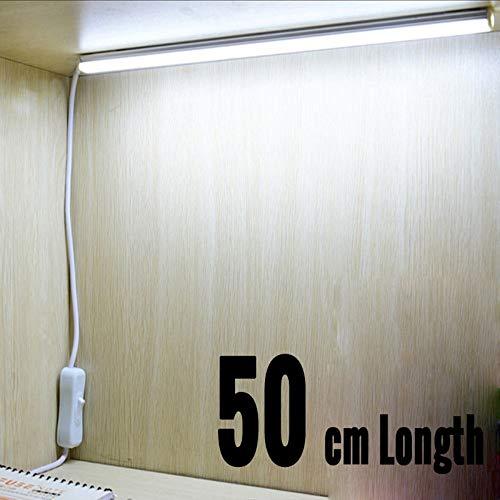 Tragbare USB LED Schreibtisch Tischlampe Licht 5 V LED Streifen Starre Bar Lichter für Buch Lesen Studie Büro Arbeit Kinder Nachtlicht (Starre Led-licht Bar)