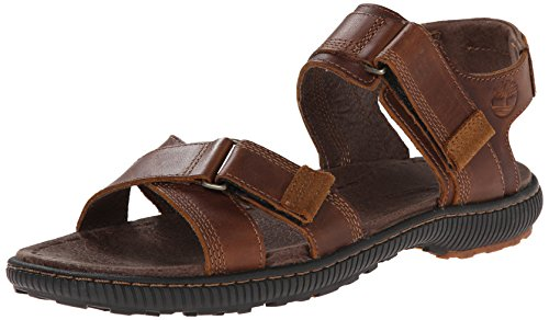 Timberland Hollbrook Ftp_ek Hollbrook Sandal, Sandales ouvertes homme Marron - Brown (Brown)