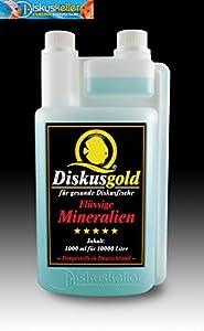 Diskusgold Flüssige Mineralien 1000 ml