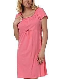 Italian Fashion IF Damen Stillnachthemd Dagna 0114