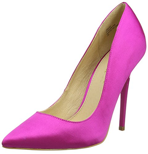 Office Damen On Tops W Pumps, Pink (Pink Satin), 40 EU
