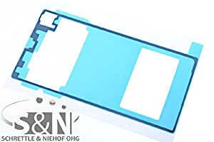 NG-Mobile Sony Xperia Z1 C6903 Kleber für Backcover Rückplatte Akkudeckel