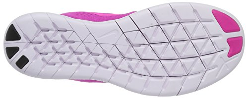 Glow Chaussure Femme Nike lt Sport de Pink Wmns pink Fire Free Violet Rose RN Blast blue wYOqtFY