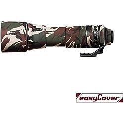 EasyCover Lens Oak Green Camouflage pour Tamron 150-600mm f/5-6.3 Di VC USD