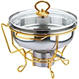 Wilson 6Litre Food Warmer with Glass Lid JY-259-G60