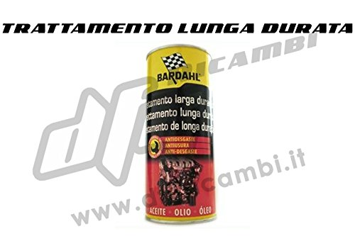 BARDAHL Long Life Treatment Additivi Trattamento Lunga Durata Olio Motore 400 ML