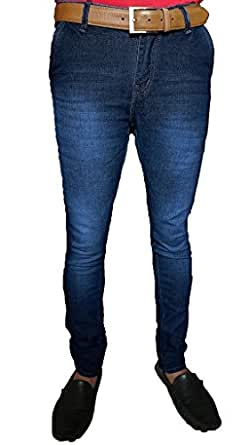 oiin cross pocket jeans 34 dark blue