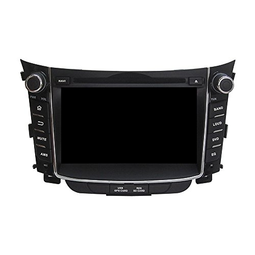 kunfine Android 8.0Octa Core Auto DVD GPS Navigation Multimedia-Player Auto Stereo für Hyundai i30201120122013201420152016Autoradio Lenkrad Kontrolle mit 3G WiFi Bluetooth gratis SD-Karte