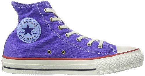 Shade Gymnastikschuhe night Worn Converse Well Ctas Hi Violet Damen HUFqRvq8y