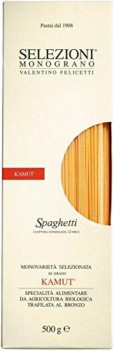 Selezioni Monograno Kamut Bio-Spaghetti (Selezioni Monograno), 500g