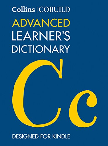 COBUILD Advanced Learner's Dictionary (Collins Cobuild) (English Edition)