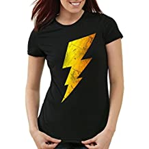 CottonCloud Sheldon Lightning Bolt Camiseta para Niños T-Shirt