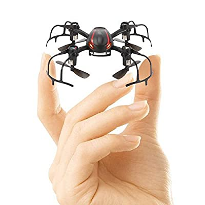 TABTRONICS BlackWidow X902 Mini RC Quadcopter Drone with 3D Flip 2.4Ghz 6-Axis Gyro best for beginner