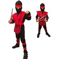 Rubber Johnnies TM BOYS KIDS RED BLACK DRAGON NINJA COSTUME GI JOE CHILD FANCY  sc 1 st  Amazon UK & Amazon.co.uk: GI Joe - Fancy Dress / Fancy Dress u0026 Accessories: Toys ...