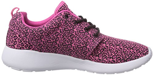 L.A. Gear - Sunrise, Sneaker basse Donna Rosa (Pink (Pink Leopard 01))