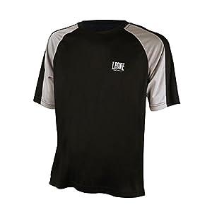 T-shirt Tech Uomo - Leone 1947 - Abx20 - Training T-shirt (Nero, XL)