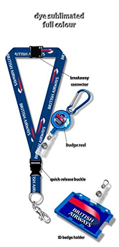 british-airways-dye-sublimation-lanyard-set