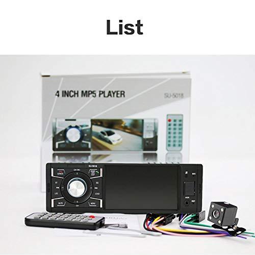Voloki Radio FM Bluetooth Reproductor MP5 4.1 Pulgadas