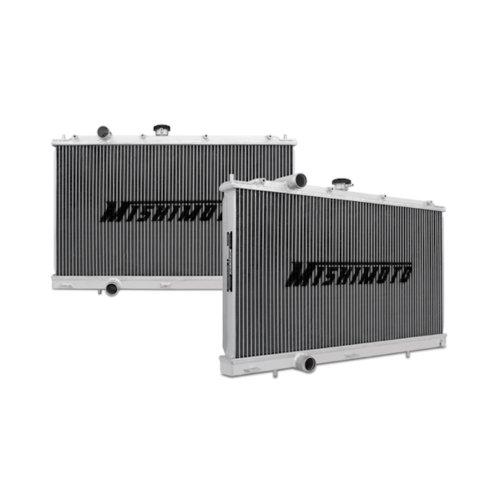 Mishimoto mmrad-evo-456â Durchgang Heizkörper aus Aluminium