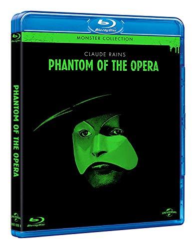 Le Fantôme de l'opéra [Blu-ray]