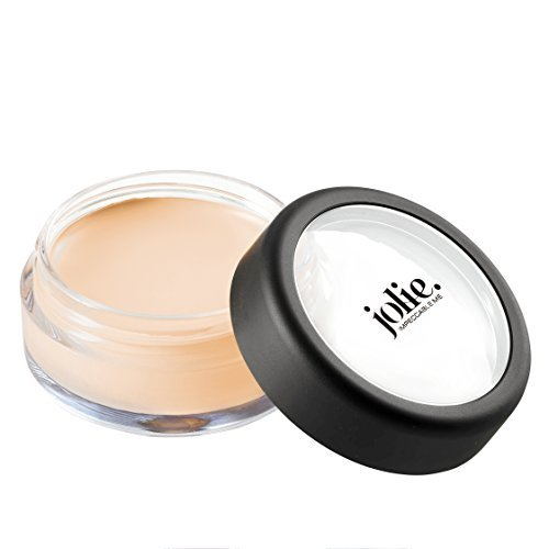 Total Coverage Conceal Under Eye & Facial Cream Balm Creme Concealer Pot (Light Neutral)